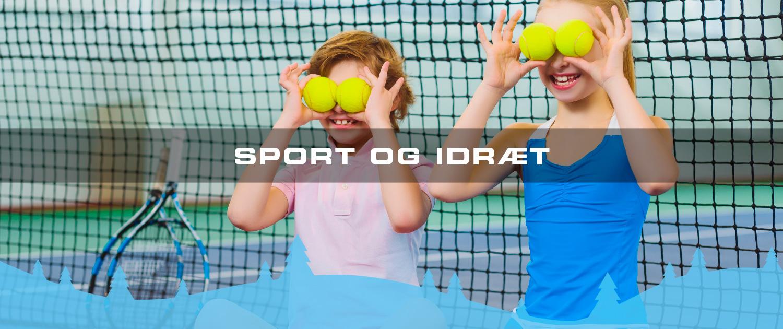 sport og idræt