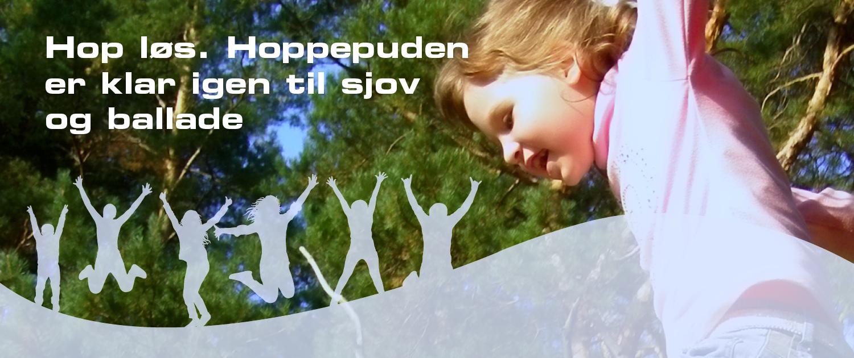 Hoppepuden er klar med FDF Svendborg