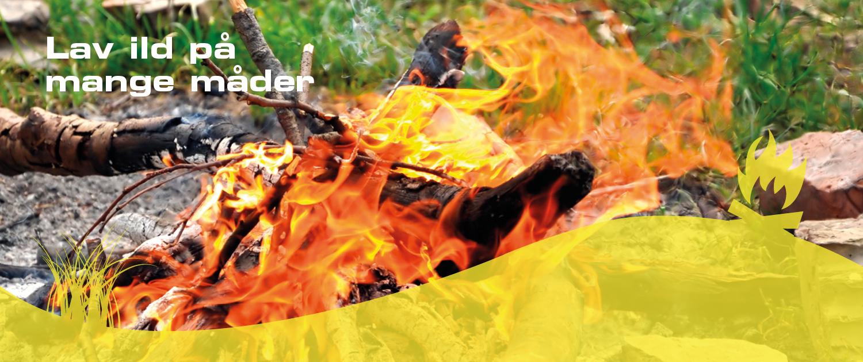 Niels Juel Søspejder - lav ild på mange måder