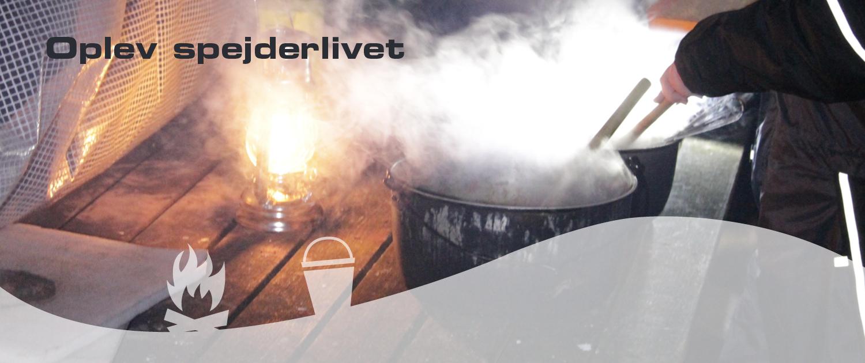 KFUM Spejderne Stenstrup - Oplev spejderlivet